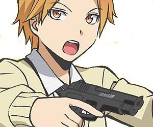 anime, assassination classroom, and hiroto maehara image