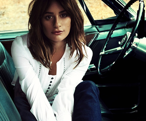 lea michele and marie claire image