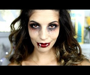 helloween, halloween makeup, and scary make up image