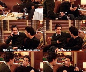 funny, friends tv, and friends show image