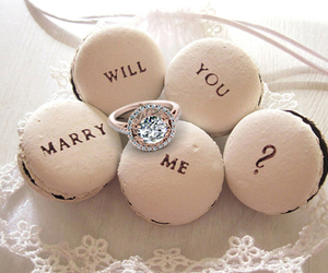marry, ring, and wedding image