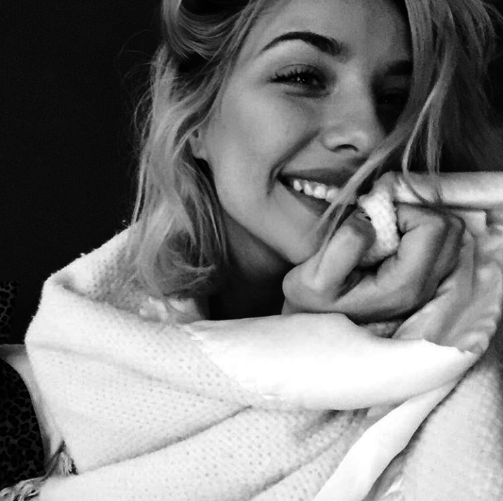 black and white, girl, and gorgeous image