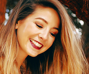 youtube, zoella, and youtuber image