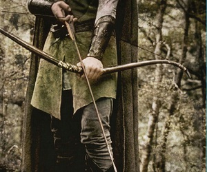 Legolas, lord of the rings, and arrow image