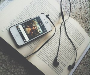 book, music, and lana del rey image