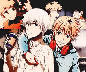 anime, tokyo ghoul, and friends image