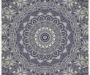 wallpaper, mandala, and background image