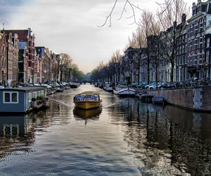 amsterdam and the netherlands image