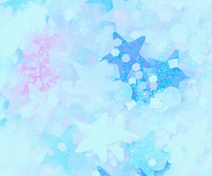 background, sparkle, and blue image