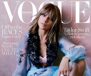 Taylor Swift, vogue, and australia image