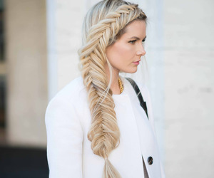blonde, braid, and goals image