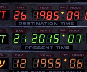 Back to the Future, future, and volver al futuro image