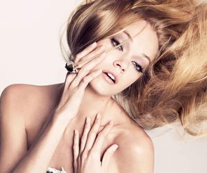 blonde, hair, and ladylike image