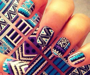 nails, design, and colors image