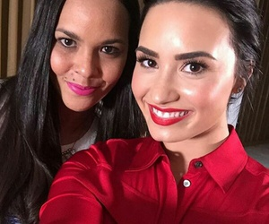 confident and demi lovato image