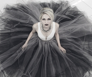 black and white and johanna braddy image