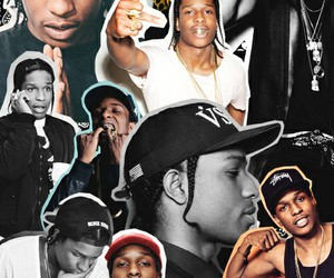 hiphop, asap, and mob image
