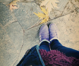 autumn, hello, and day image