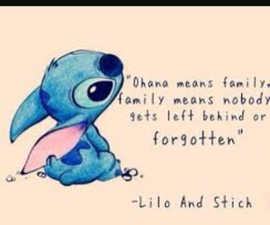 disney, lilo, and quote image