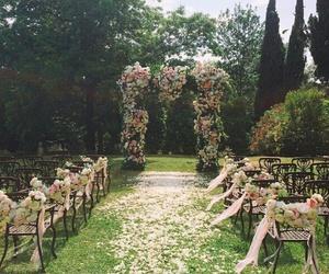 beautiful, wedding, and day image