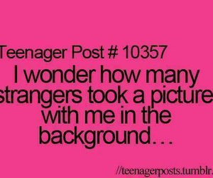 picture, strangers, and teenager post image