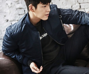 kim woo bin, actor, and korean image