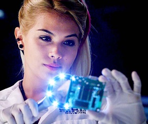 raven, csi cyber, and hayley kiyoko image