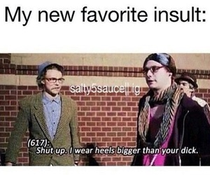 funny, 5sos, and insult image
