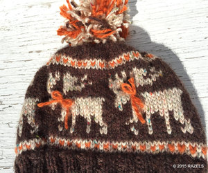 etsy, fall fashion, and cute hat image
