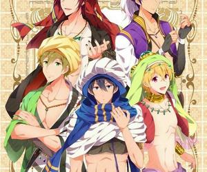 anime, nagisa, and free! image