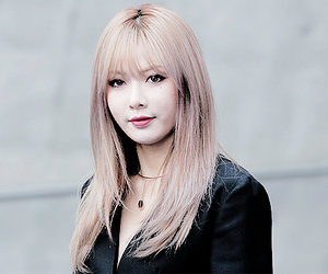 4minute, hyuna, and kpop image