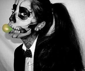 halloween catrina chica image