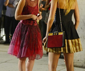 gossip girl, blair waldorf, and gg image