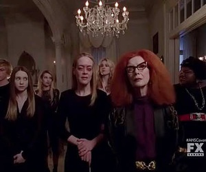 coven, supreme, and evan peters image