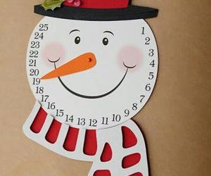 christmas, diy, and waiting image