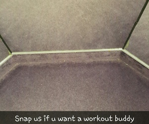 motivation, fitness, and snapchat image