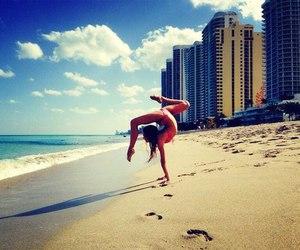 beach, girl, and rg image