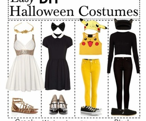 costume, diy, and Halloween image