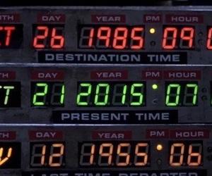 Back to the Future, future, and volver al futuro image