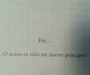 love, frases, and fin image