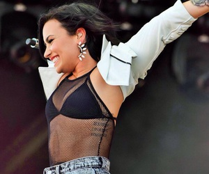 demi lovato, confident, and demi image