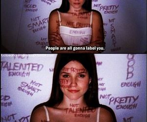quotes, one tree hill, and label image