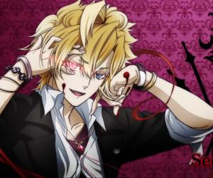 diabolik lovers, anime, and mukami image