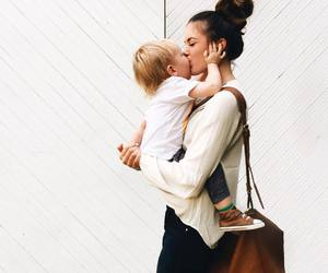 baby, family, and cute image