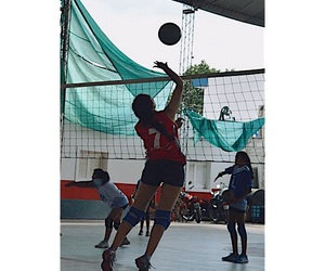 7, voley, and voleibol image