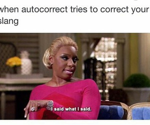 funny, autocorrect, and lol image