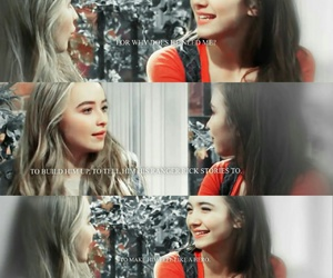 sabrina carpenter, girl meets world, and lucaya image