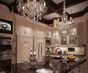kitchen, luxury, and home image