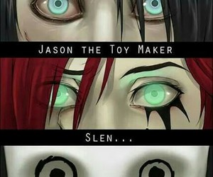 slenderman, creepypasta, and funny image
