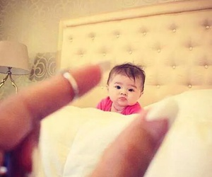 baby, cute, and lovely image